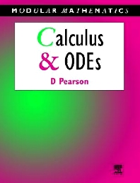 Calculus & Ordinary Differential Equations, 1st Edition,David Pearson,ISBN9780340625309