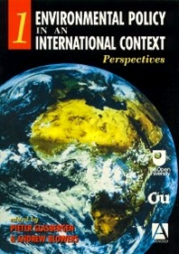 Cover image for Environmental Policy in an International Context