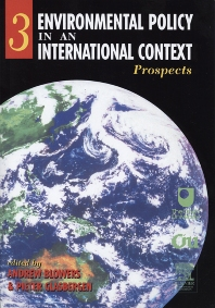 Environmental Policy in an International Context - 1st Edition - ISBN: 9780340652626, 9780080531151