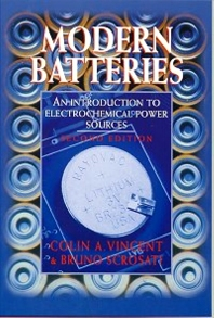 Cover image for Modern Batteries