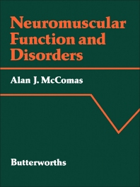 Neuromuscular Function and Disorders - 1st Edition - ISBN: 9780407000582, 9781483163062