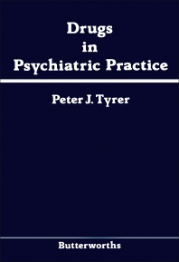 Cover image for Drugs in Psychiatric Practice