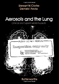 Aerosols and the Lung - 1st Edition - ISBN: 9780407002654, 9781483191973