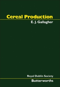 Cereal Production - 1st Edition - ISBN: 9780407003033, 9781483164298
