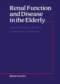 Renal Function and Disease in the Elderly - 1st Edition - ISBN: 9780407003958, 9781483162522