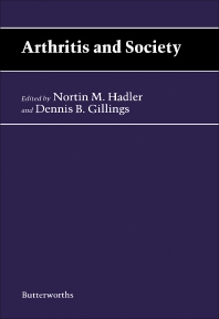 Arthritis and Society - 1st Edition - ISBN: 9780407023543, 9781483192130