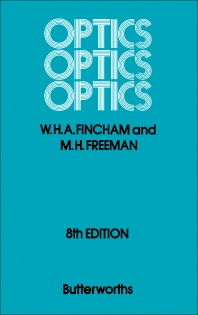 Cover image for Optics