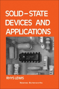 Cover image for Solid–State Devices and Applications