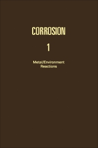 Corrosion - 2nd Edition - ISBN: 9780408001090, 9781483164106