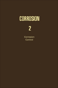 Cover image for Corrosion