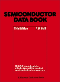 Semiconductor Data Book - 11th Edition - ISBN: 9780408004794, 9781483105345