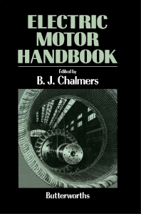 Electric Motor Handbook - 1st Edition - ISBN: 9780408007078, 9781483102481