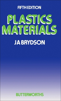 Plastics Materials - 5th Edition - ISBN: 9780408007214, 9781483144795