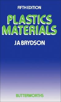 Cover image for Plastics Materials