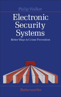 Cover image for Electronic Security Systems