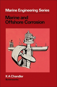 Cover image for Marine and Offshore Corrosion
