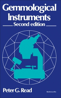 Gemmological Instruments - 2nd Edition - ISBN: 9780408011907, 9781483192260