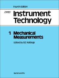 Mechanical Measurements - 4th Edition - ISBN: 9780408012317, 9781483135625