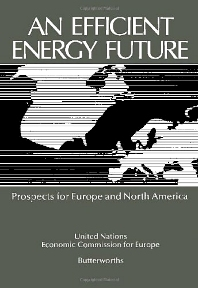 An Efficient Energy Future - 1st Edition - ISBN: 9780408013284, 9781483161723