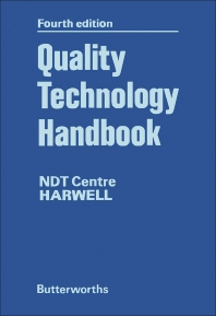 Quality Technology Handbook - 4th Edition - ISBN: 9780408013314, 9781483164083