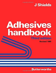 Cover image for Adhesives Handbook