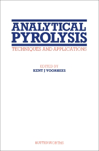 Analytical Pyrolysis - 1st Edition - ISBN: 9780408014175, 9781483192284