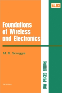 Foundations of Wireless and Electronics - 10th Edition - ISBN: 9780408015417, 9781483105574