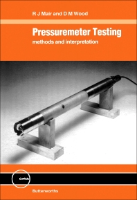 Pressuremeter Testing - 1st Edition - ISBN: 9780408024341, 9781483102252