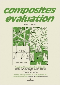 Composites Evaluation - 1st Edition - ISBN: 9780408025690, 9781483140476