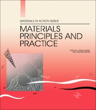 Cover image for Materials Principles and Practice