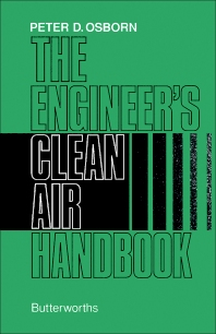 The Engineer's Clean Air Handbook - 1st Edition - ISBN: 9780408033930, 9781483163093