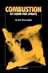 Cover image for Combustion of Liquid Fuel Sprays