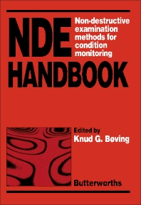 NDE Handbook - 1st Edition - ISBN: 9780408043922, 9781483192345