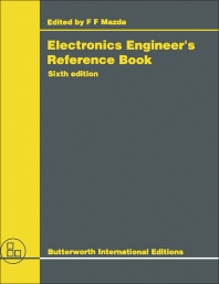 Electronics Engineer's Reference Book - 6th Edition - ISBN: 9780408054300, 9781483161068