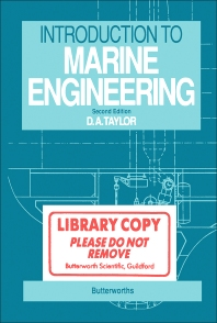 Cover image for Introduction to Marine Engineering