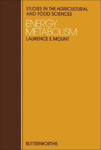 Energy Metabolism - 1st Edition - ISBN: 9780408106412, 9781483161792