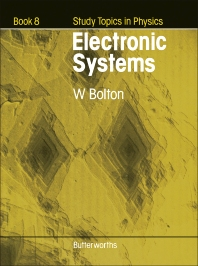 Electronic Systems - 1st Edition - ISBN: 9780408106597, 9781483135526