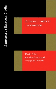 Cover image for European Political Cooperation