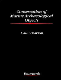 Cover image for Conservation of Marine Archaeological Objects