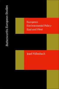 European Environmental Policy - 1st Edition - ISBN: 9780408106894, 9781483162065