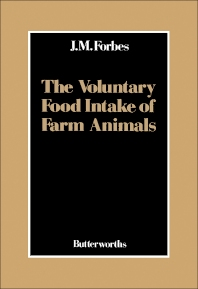 The Voluntary Food Intake of Farm Animals - 1st Edition - ISBN: 9780408111546, 9781483161839