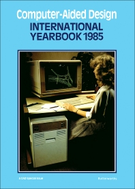 Cover image for Computer-Aided Design International Yearbook 1985