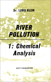 Chemical Analysis - 1st Edition - ISBN: 9780408335904, 9781483162591
