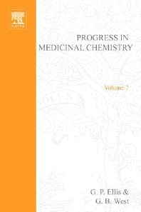 Progress in Medicinal Chemistry - 1st Edition - ISBN: 9780408700139, 9780080862552