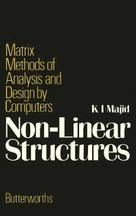 Non-Linear Structures - 1st Edition - ISBN: 9780408702515, 9781483192512