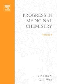 Progress in Medicinal Chemistry - 1st Edition - ISBN: 9780408703147, 9780080862569