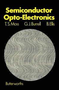 Semiconductor Opto-Electronics - 1st Edition - ISBN: 9780408703260, 9781483161303