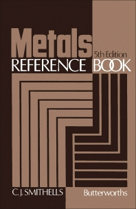 Metals Reference Book - 5th Edition - ISBN: 9780408706278, 9781483192529