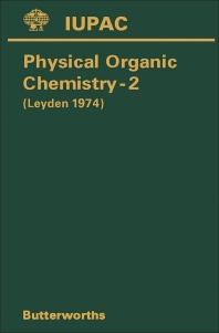 Physical Organic Chemistry—Ii - 1st Edition - ISBN: 9780408706810, 9781483284781