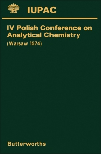 Analytical Chemistry - 1st Edition - ISBN: 9780408707305, 9781483284811